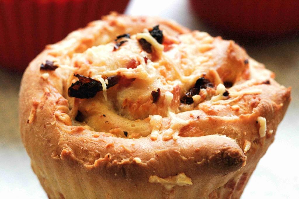 Eine Mischung aus Briosch und Muffin