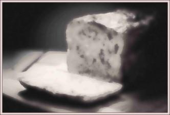 Erdäpfe-Bärlauch-Brot
