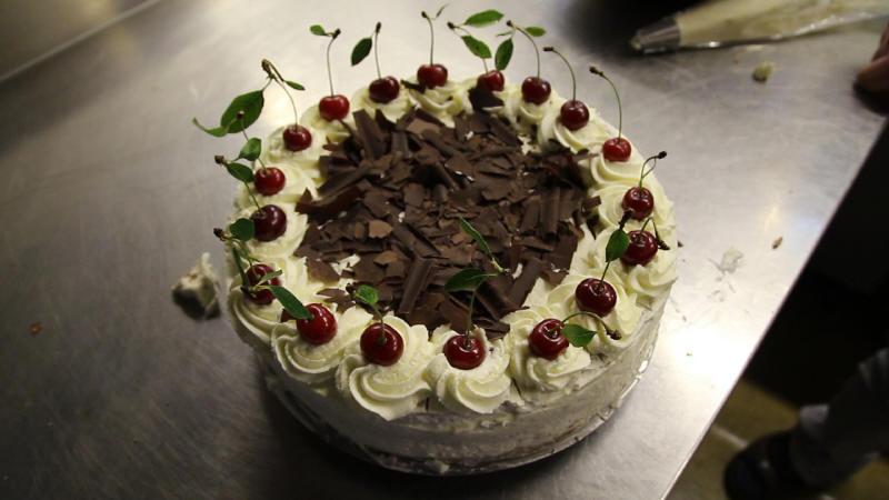 berühmte Deutsche Torte