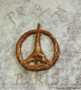 Bete für Paris