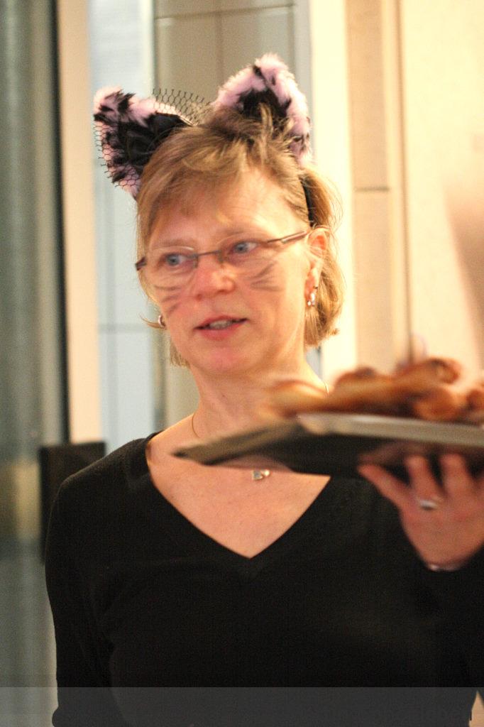 Fasching im Cafe Schönleben