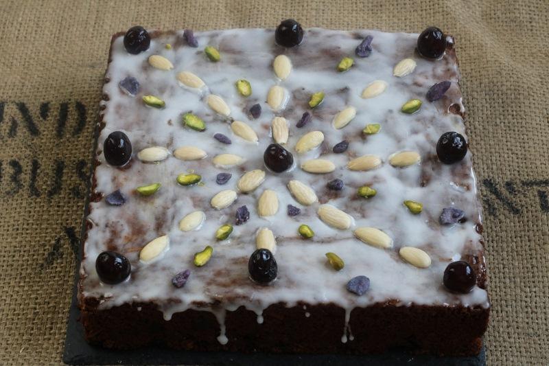 106 Jahre alter Kuchen nachgebacken