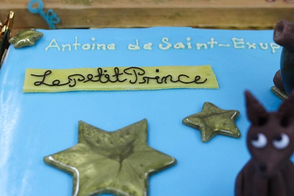 Franzies Konditor-Gesellenprüfung 2018 - Thema: Frankreich