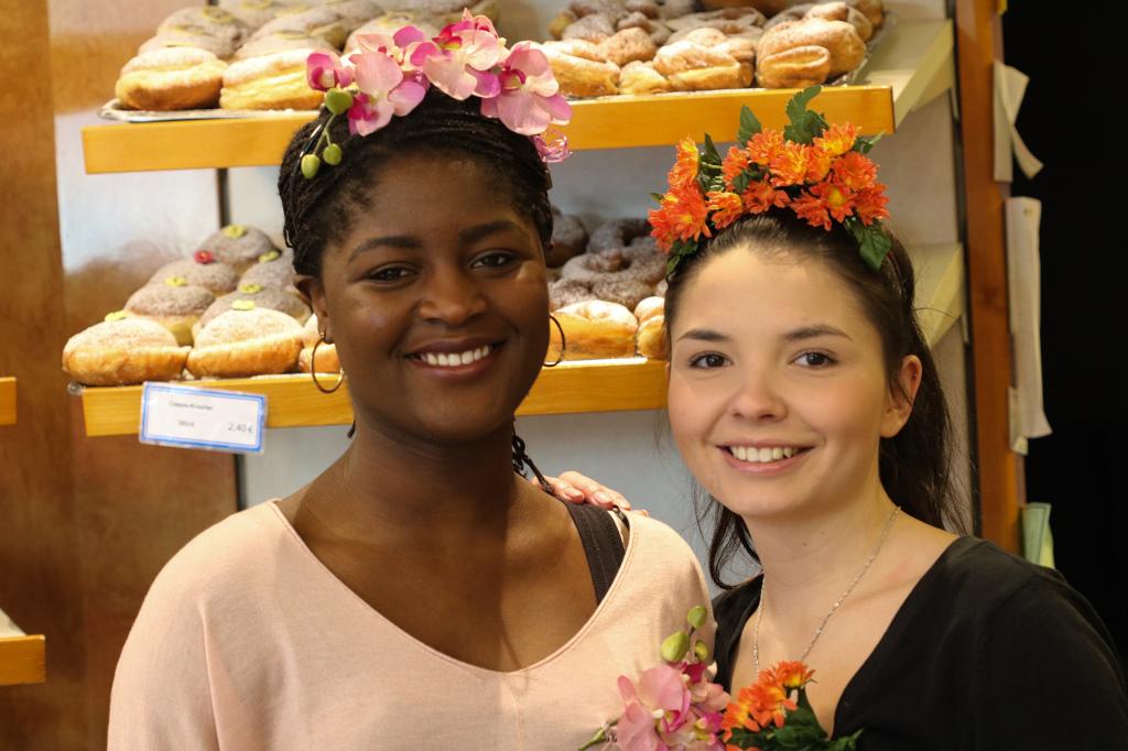 Flora und Jenny