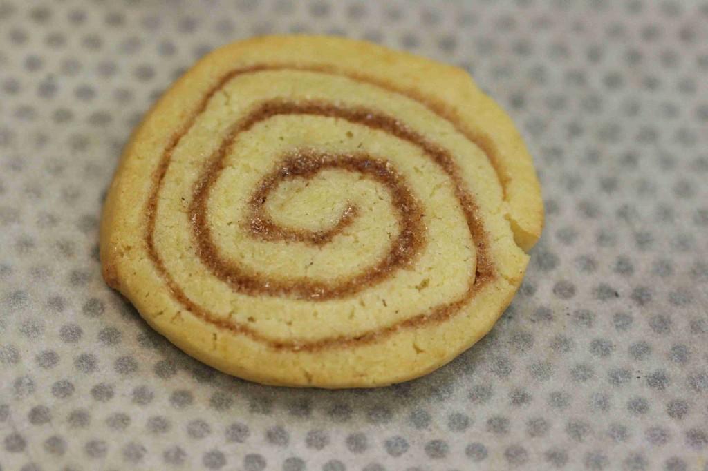 Zimtcookies aus USA - Amerikanische Zimtröllchen