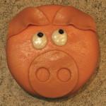 Schweinchentorte