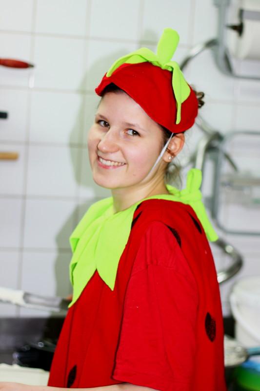 Ina - Erdbeere