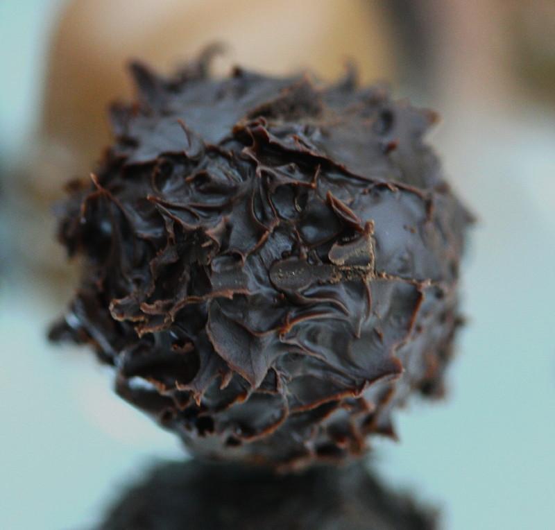 Westindische Rumtrüffel