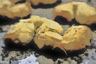 Griechische Osterplätzchen