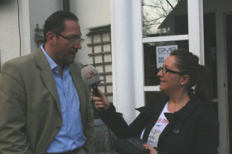Werner Ostheimer und Top FM