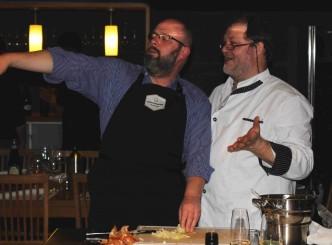 Kustermann-Foodblogger-Stammtisch