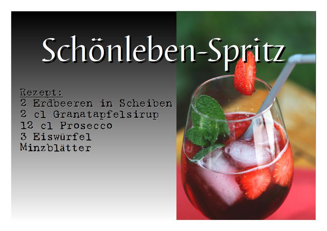 Rezept für Schönleben-Spritz
